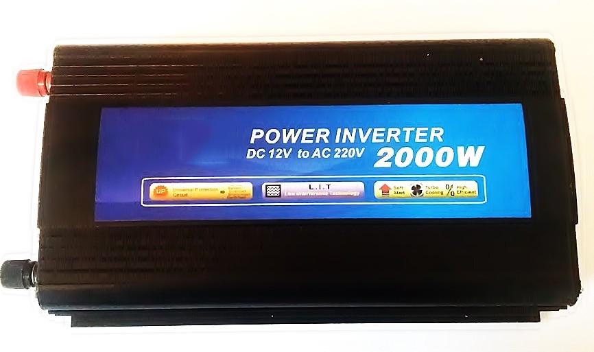 Image of Invertor auto 2000W