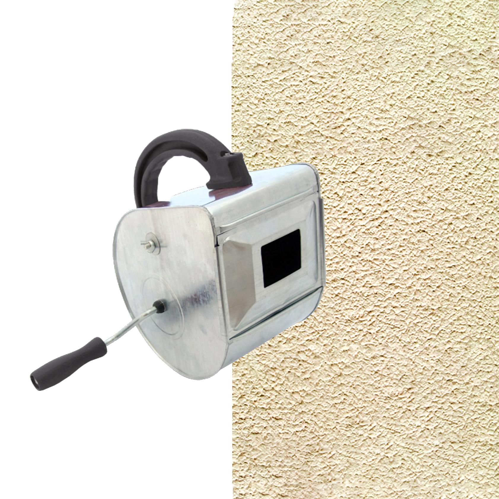 Image of Masina de batut calciu, dispozitiv vopsit, tencuit, aplicare calciu, tencuiala decorativa