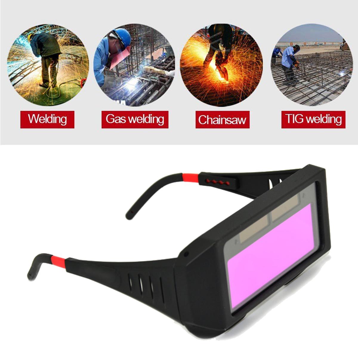 Image of Ochelari protectie sudura cu display LCD cristale lichide auto-intunecare