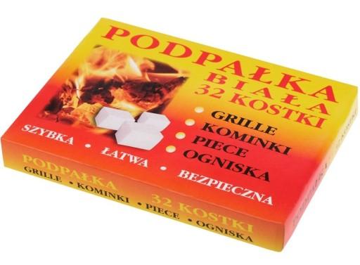 Image of Set pastile pentru aprins focul 32 buc