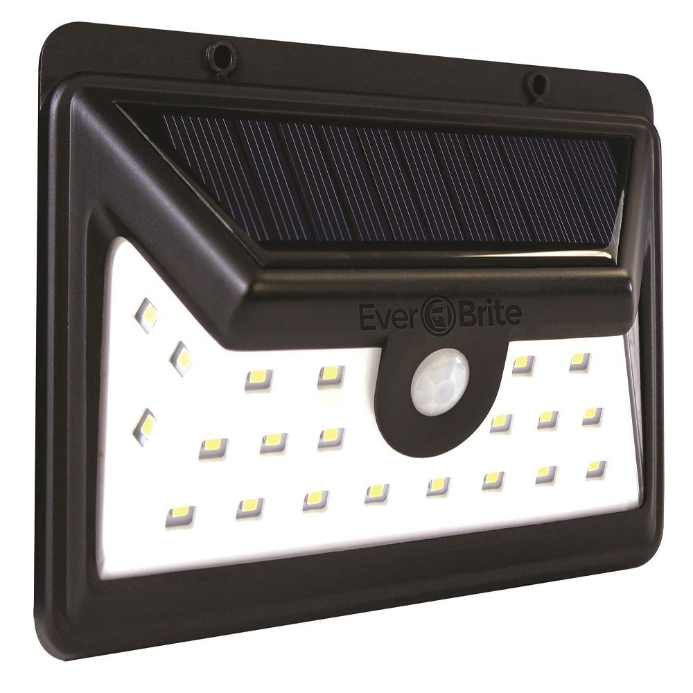 Image of Lampa dubla cu incarcare solara Ever Brite Ultra