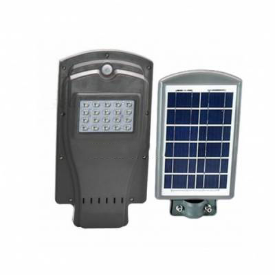 Image of Corp de iluminat 20W LED Solar si senzor de lumina