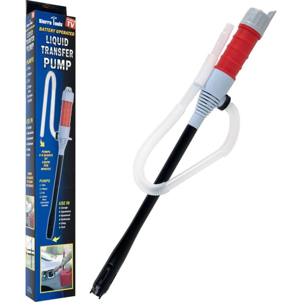 Pompa electrica transfer lichide, senzor oprire automat, Turbo Pump
