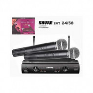 Set 2 microfoane profesionale wireless