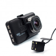 Camera Video Auto Dubla WDR FullHD HDMI BlackBox