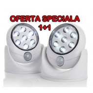 OFERTA SPECIALA 1+1 Bec fara fir cu LED Light Angel