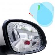 Folie protectie anti-ceata, anti-ploaie pentru oglinda retrovizoare 2 bucati
