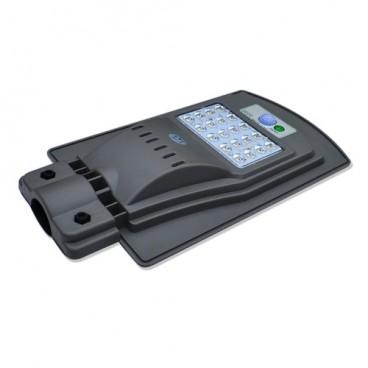 Lampa Stradala 20 W cu senzor de miscare si telecomanda