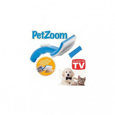 Perie animale Pet Zoom