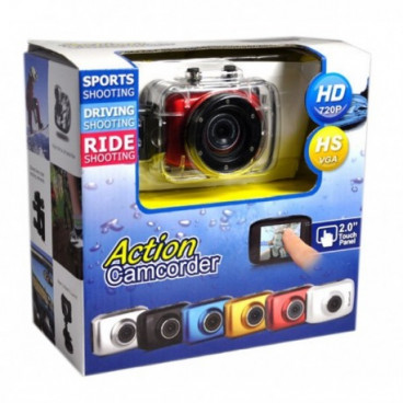 Camera video speciala pentru cascadorii Action Camcorder