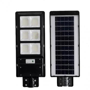 Lampa solara stradala sau de curte, 150W, cu telecomanda