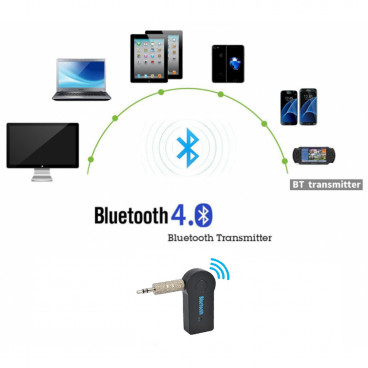 Transmitator adaptor Bluetooth, functie handsfree