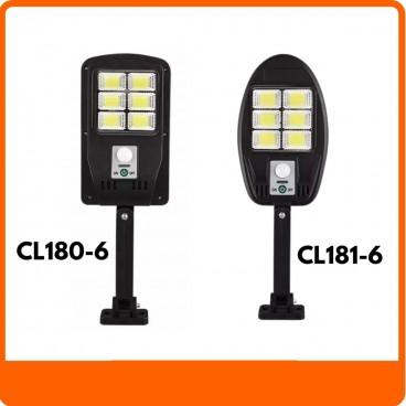 Lampa Solara cu LED, 48 COB