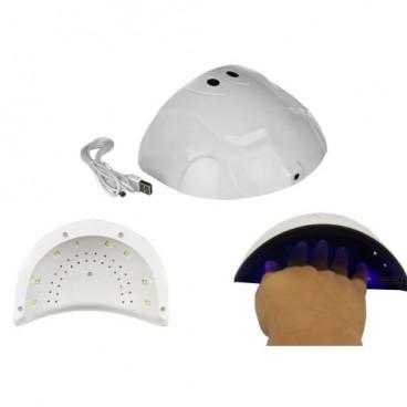 Lampa LED pentru unghii, K2, Alimentare USB