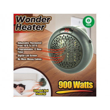 Mini aeroterma portabila cu display Wonder Heater