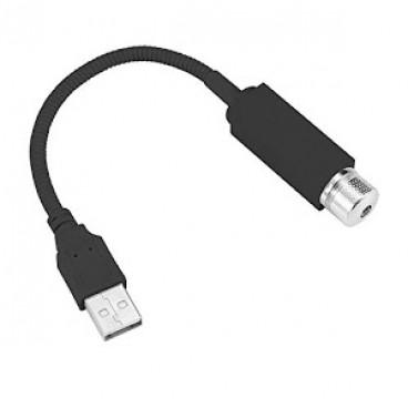 Mini Proiector USB Stele Luminoase pentru casa si masina