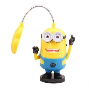 Lampa birou pentru copii cu boxa incorporata, Minion