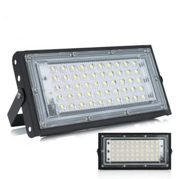 Lampa de lucru cu 50 LED-uri SMD, alimentare 220V