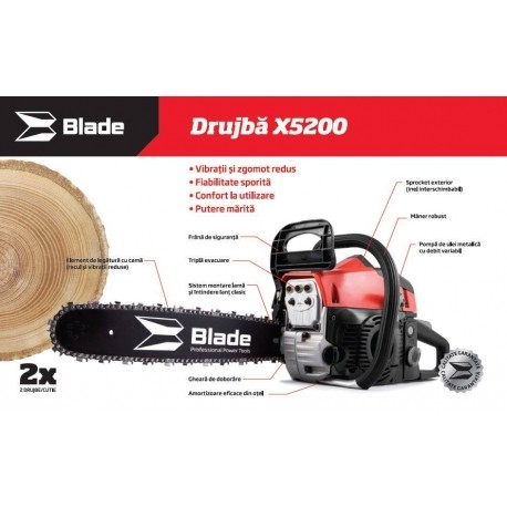 Image of Drujba pe benzina Blade X5200