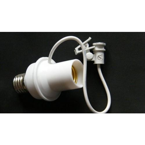 Image of Dulie E27 cu senzor de lumina