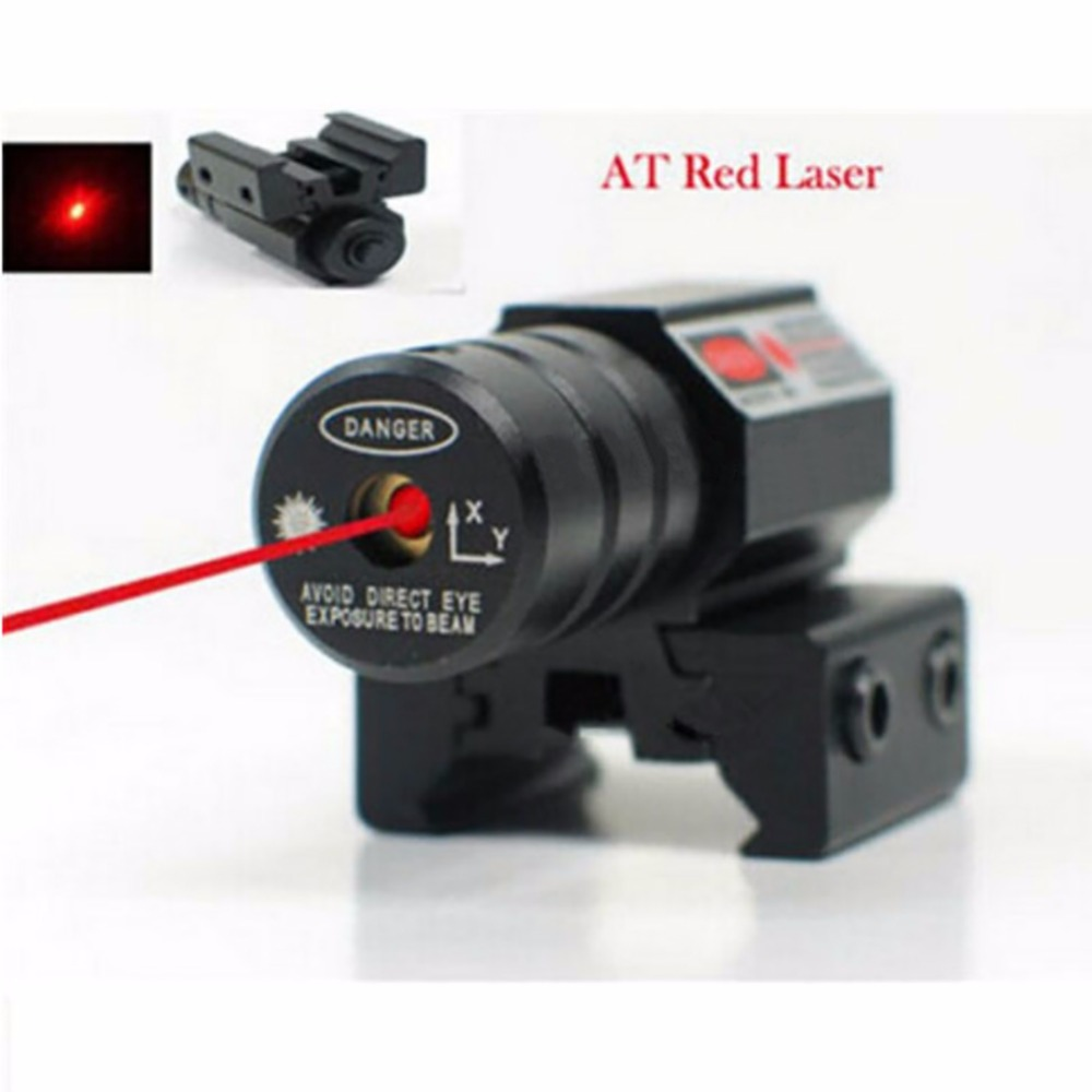 Image of Laser tactic rosu pentru arma