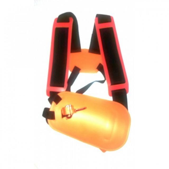 Image of Ham sustinere motocoasa portocaliu