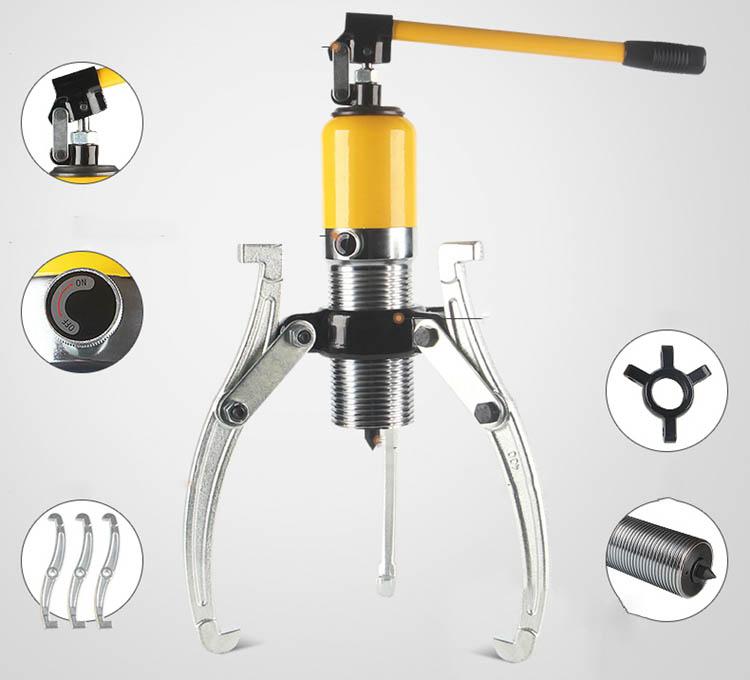 Image of Presa hidraulica profesionala Extractor rulmenti capacitate 30 Tone