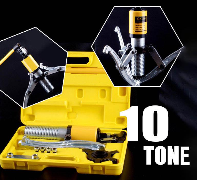 Image of Presa hidraulica Extractor profesional rulmenti capacitate 10 Tone