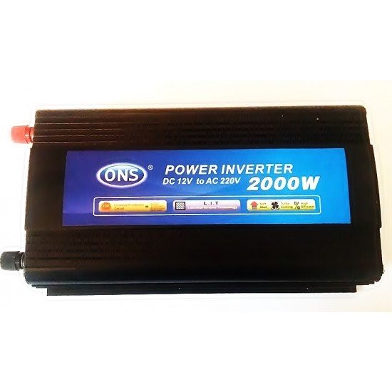 Image of Invertor auto ONS putere 2000W