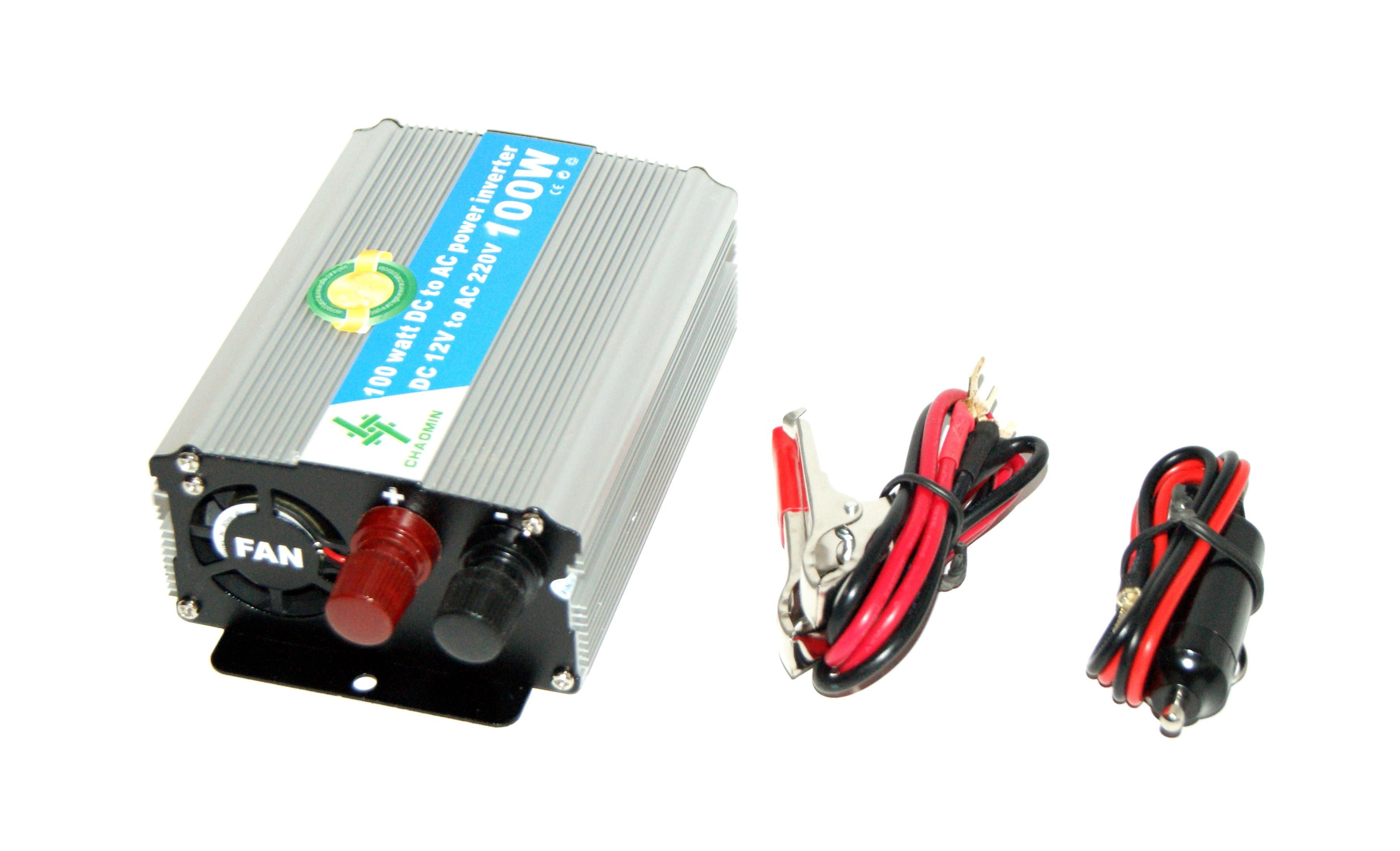 Image of Invertor auto 100W