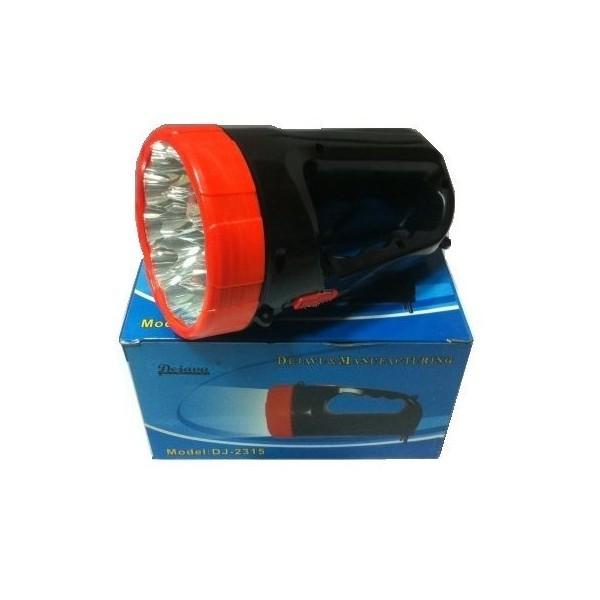 Image of Lanterna cu 15 Led-uri reincarcabila Dejavu DJ-2315
