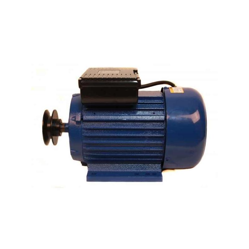 Image of Motor electric monofazat asincron putere 4kw si 1500 rotatii pe minut