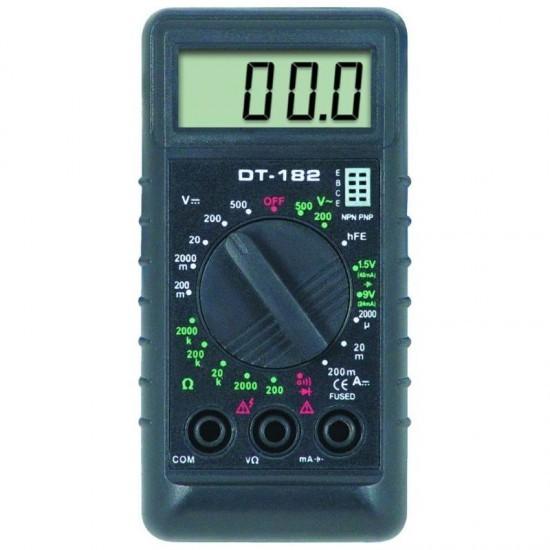 Image of Multimetru digital DT-182
