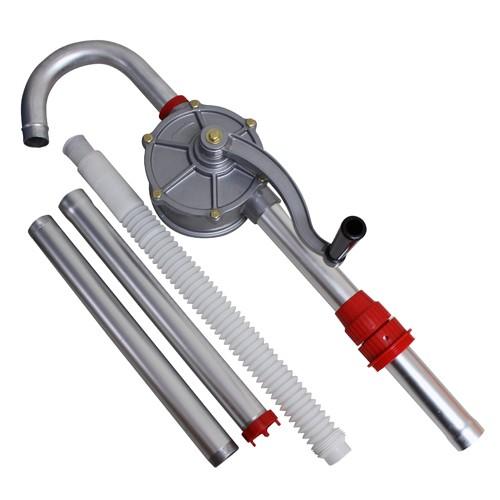 Image of Pompa manuala rotativa pentru transfer ulei, combustibil Hand Pump