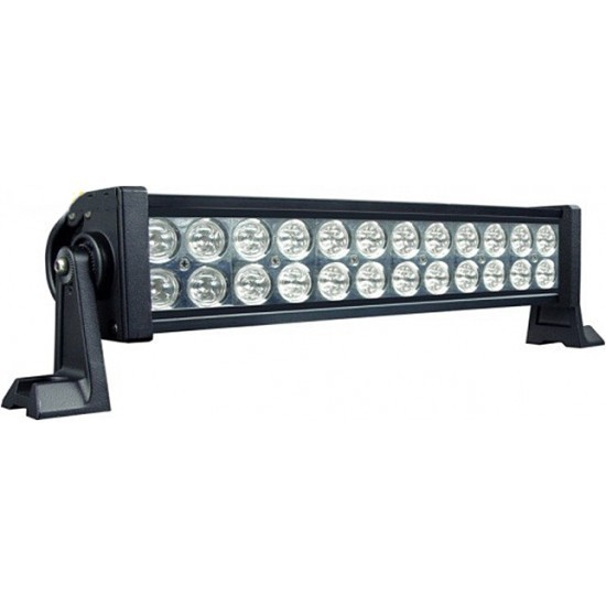 Image of Proiector auto 24 LED-uri 72W