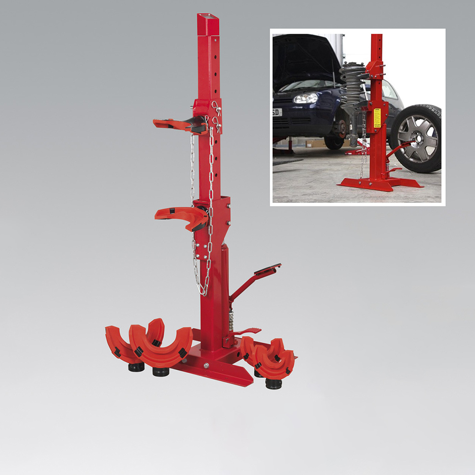Image of Presa hidraulica montare/demontare arcuri capacitate 1500Kg