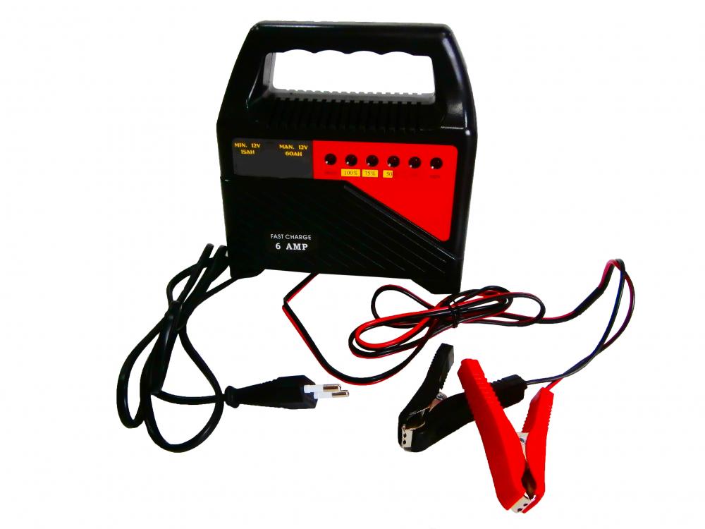 Image of Redresor baterie auto 6AMP