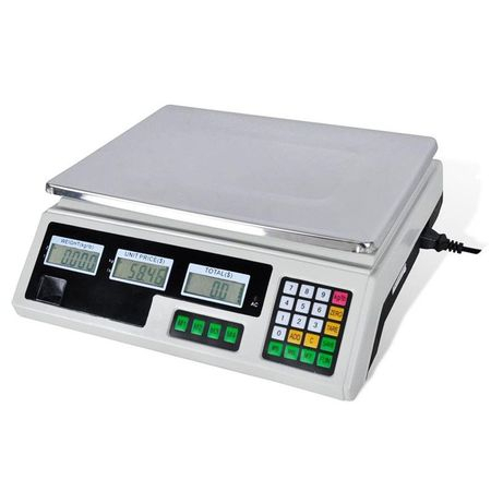 Image of Cantar electronic comercial - capacitate 30 KG