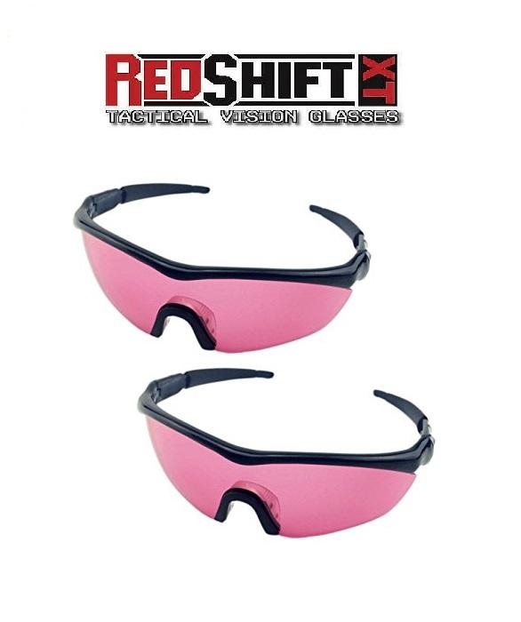 Image of Set 2 perechi Ochelari tactici Redshift protectie UV-A, UV-B si UV-C